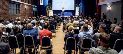 Leiderschap symposium Defensie